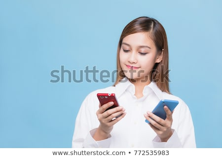 A Comparison of Two Female Stock photo © bluering