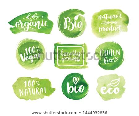 Recycle · иконки · символ · кнопки · наклейку - Сток-фото © darkves