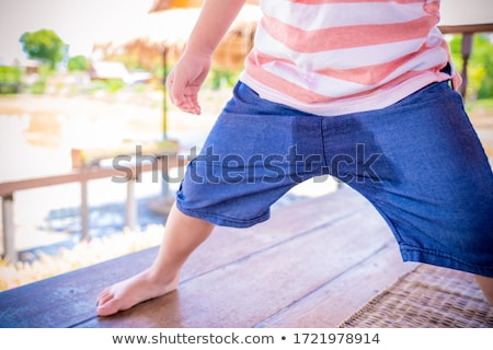 Peeing stock photo © eddows_arunothai