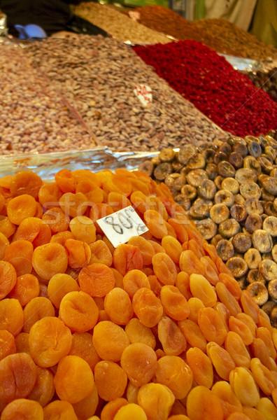 Dried Apricots Stock photo © t3mujin
