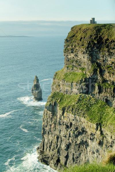 ストックフォト: 表示 · 西 · 海岸 · アイルランド · 風景