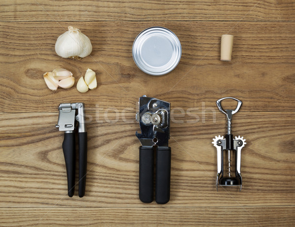 Kitchenware tools matching items for use  Stock photo © tab62