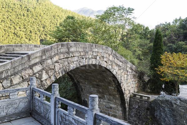 Old Bridge in China  Stock photo © tab62