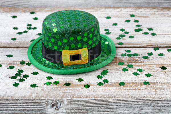 Chapeau vue jour bon Photo stock © tab62