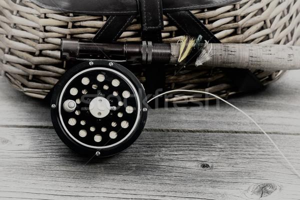 Stock photo: Fishing Season