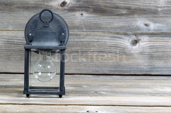 Old Exterior Light  Stock photo © tab62
