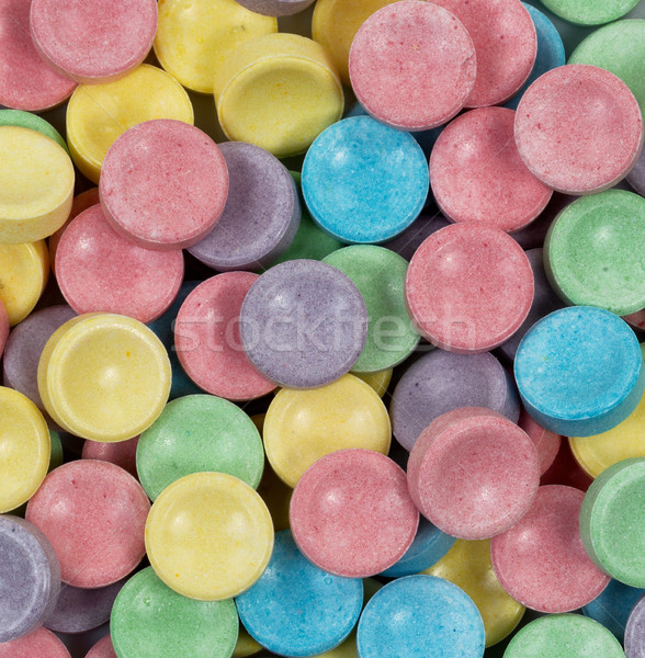 Colorful candies in filled frame layout  Stock photo © tab62