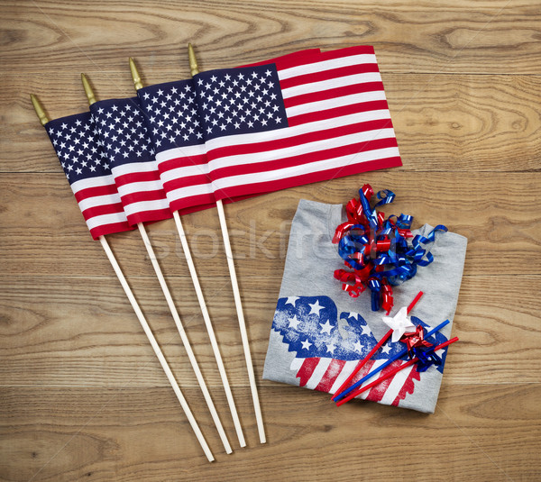 Independence Objects for holiday in United States of America  Stock photo © tab62