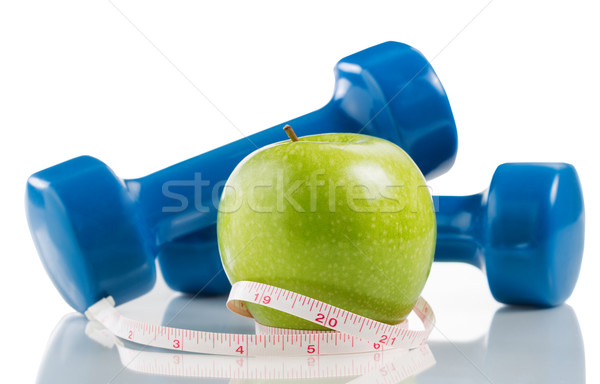 Apple for daily healthy diet Stock photo © tab62