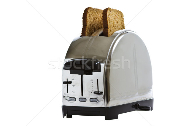 Toaster with Bread Stock photo © tab62