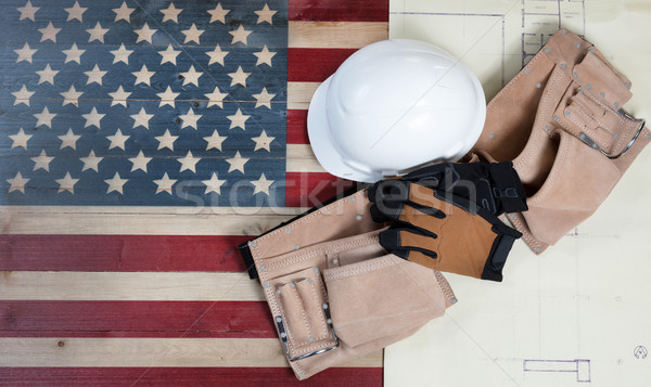 Labor Day holiday for United States of America  Stock photo © tab62