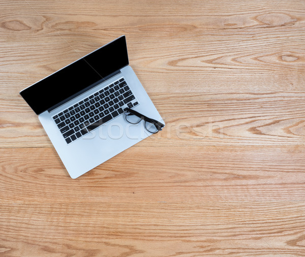 クリーン ビジネス 教育 デスクトップ 木製 オーク ストックフォト © tab62