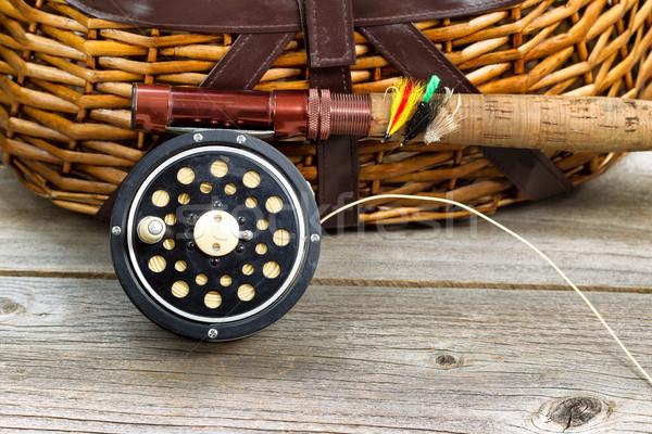 Fishing Season  Stock photo © tab62