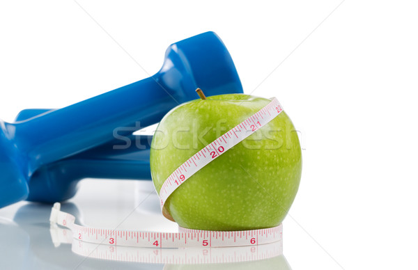 Fresh healthy apple for diet  Stock photo © tab62