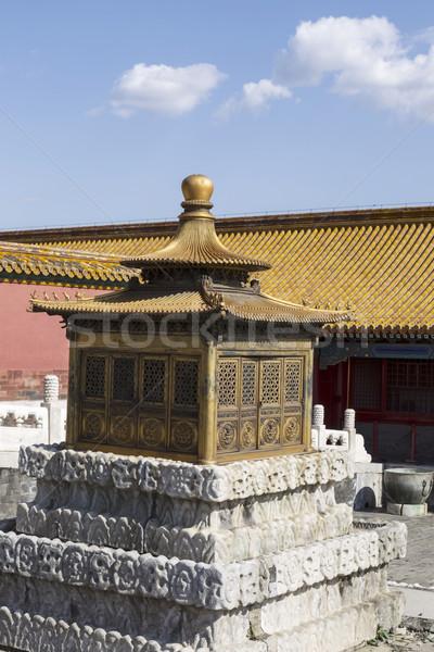 Small Temple of Faith  Stock photo © tab62