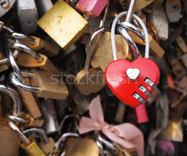 Locks of Love  Stock photo © tab62