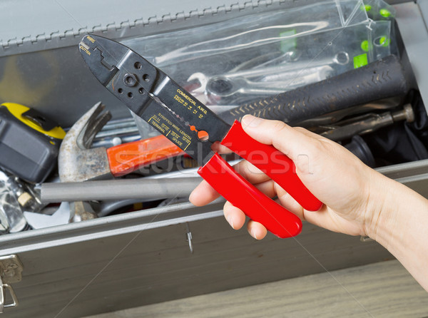 Wire Cutter Stock photo © tab62