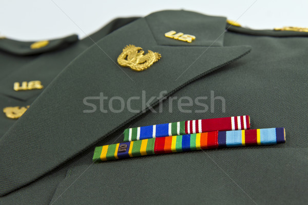 U.S. Army Awards Stock photo © tab62