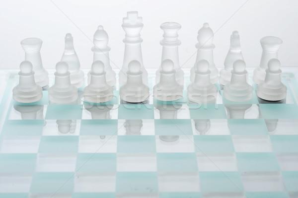 chess board Stock photo © taden