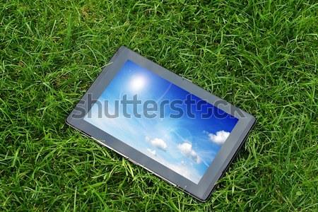 generic tablet computer Stock photo © taden