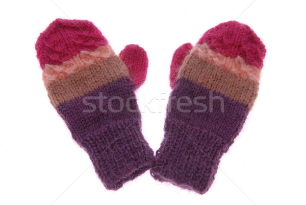 wool gloves  Stock photo © taden