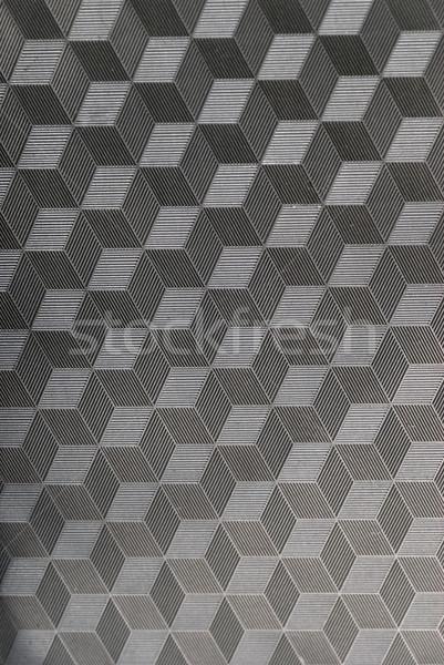 Metal plaka doku levha soyut dizayn Stok fotoğraf © taden