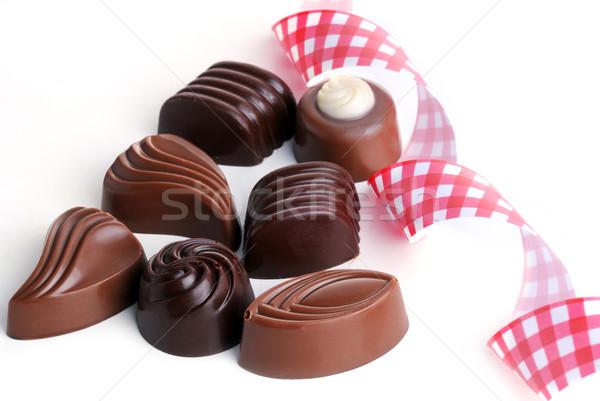 おいしい 装飾 食品 グループ ミルク ストックフォト © taden