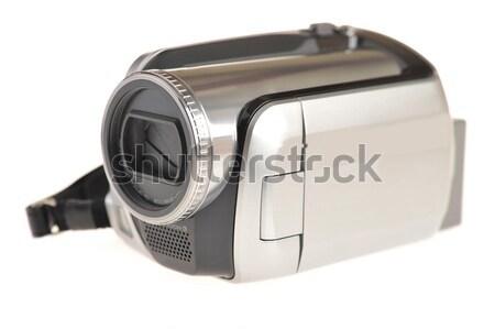 video camera Stock photo © taden