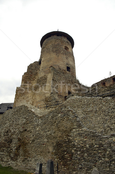 old fortress Stock photo © taden