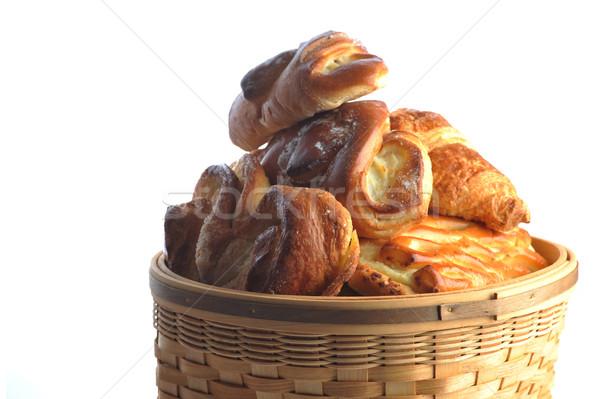 fresh baked bread  Stock photo © taden