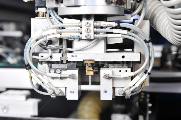 現代 マシン モデル 産業 ストックフォト © taden