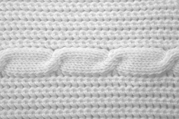 pattern from white threads Stock photo © taden