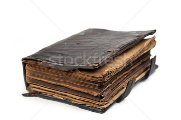 old  book Stock photo © taden