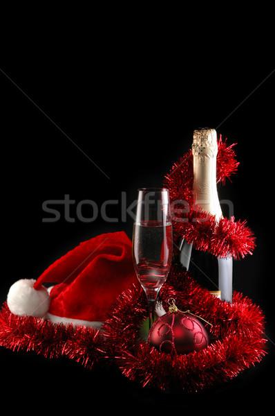 christmas simbols Stock photo © taden