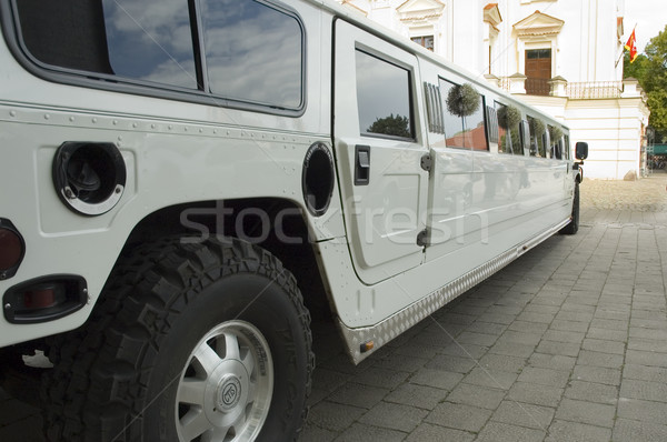 wedding limousine  Stock photo © taden