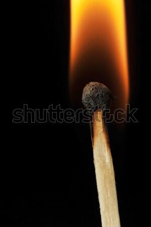 matchstick flame Stock photo © taden