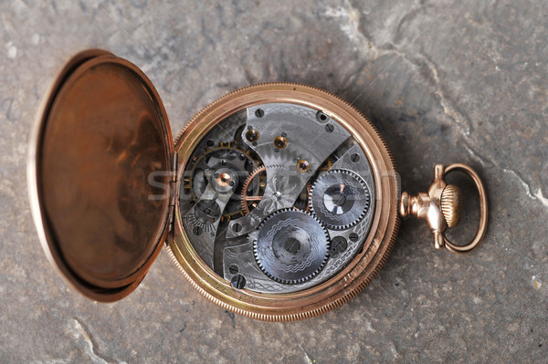 disassembled  watch  Stock photo © taden