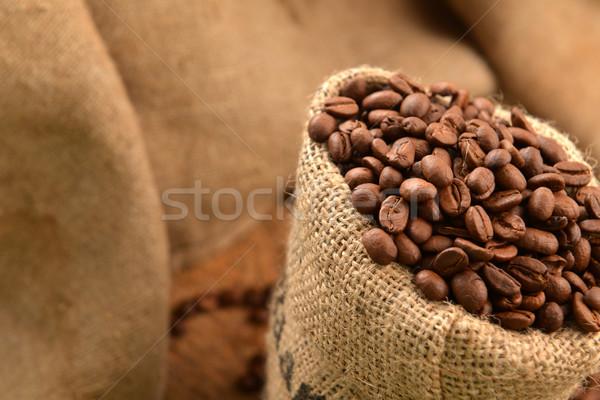 Coffee beans Stock photo © taden