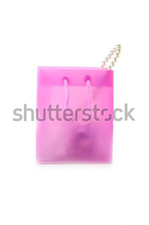 sack with gifts  Stock photo © taden