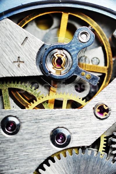 watch mechanism Stock photo © taden