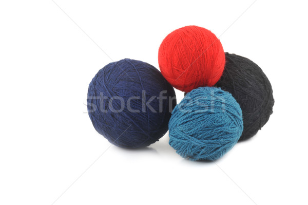 threads for knitting Stock photo © taden