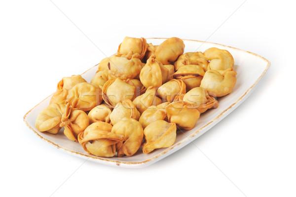 Fried dumplings Stock photo © taden