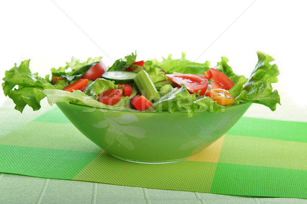 salad with vegetable  Stock photo © taden