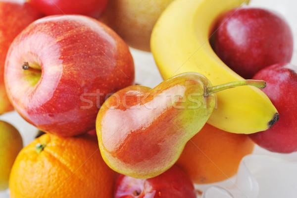 Sabroso frutas maduro naturaleza Foto stock © taden