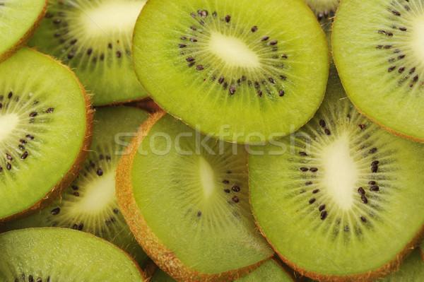 Kiwi fresche alimentare frutta verde colore Foto d'archivio © taden