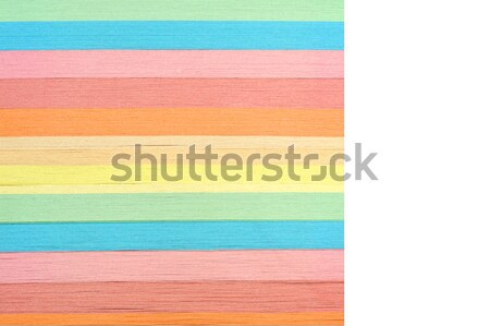 paper with  strips Stock photo © taden