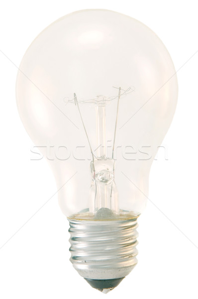light bulb turned on Stock photo © taden