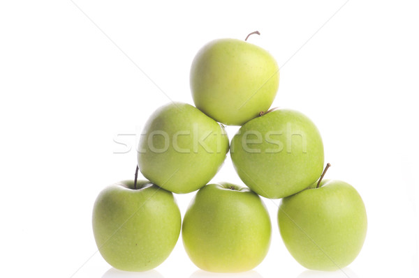 Ripe apples Stock photo © taden