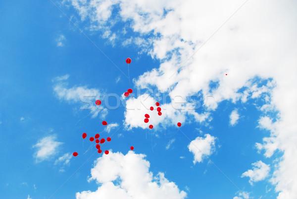 Balloons Stock photo © taden