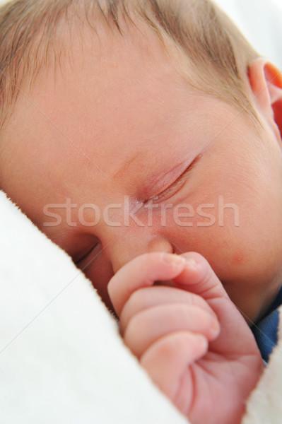 No descrizione baby occhi faccia occhi Foto d'archivio © taden